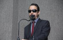 Foto - Vereador Lucas apresenta duas emendas para o Orçamento 2017