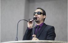 Vereador Lucas Aribé usa a Tribuna da Câmara Municipal de Aracaju