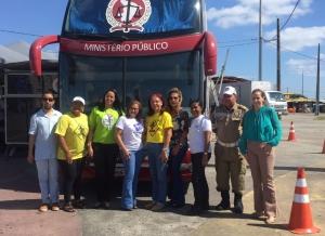 Foto - Ônibus da Cidadania